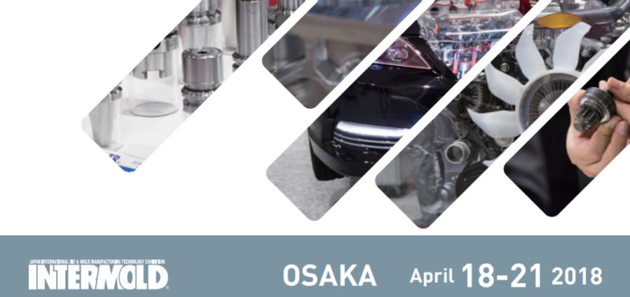 2018 Japan international DIE & MOLD Manufacturing Technology