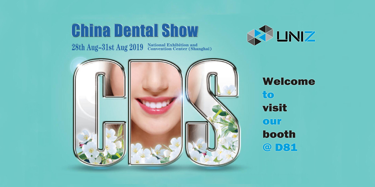 China Dental Show 2019