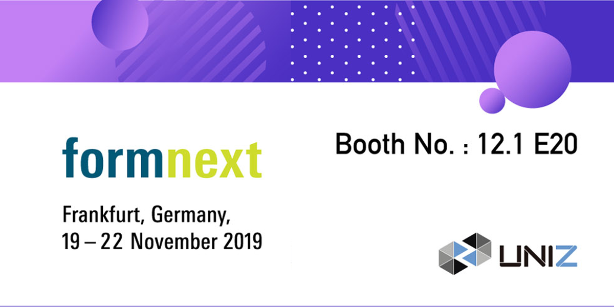 See You At Formnext 2019 In Germany
